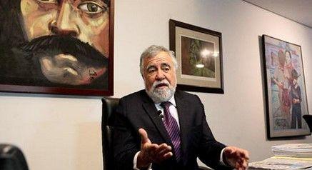 Renuncia Alejandro Encinas al PRD - Alejandro Encinas, senador
