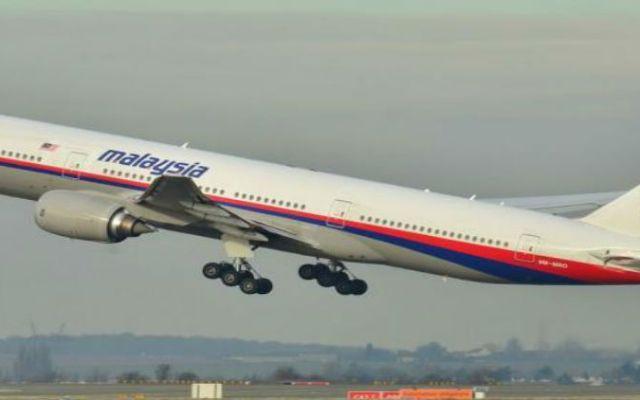 Malasia abre vía legal a reclamaciones de vuelo desaparecido - avión malasia_la voz