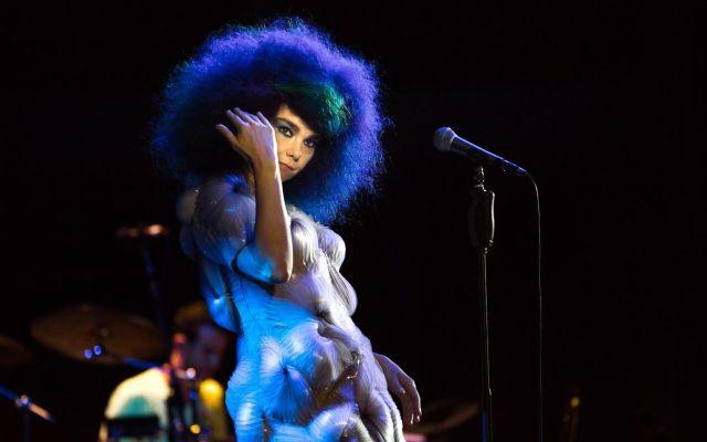 Björk anuncia nuevo álbum - Bjork