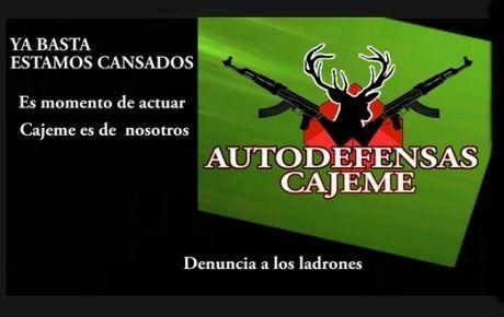 Crean grupo de autodefensas en Sonora - Foto de Facebook