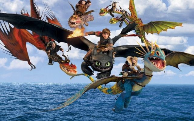 Anuncia Dreamworks recorte de 500 plazas - Cómo entrenar a tu dragón, película