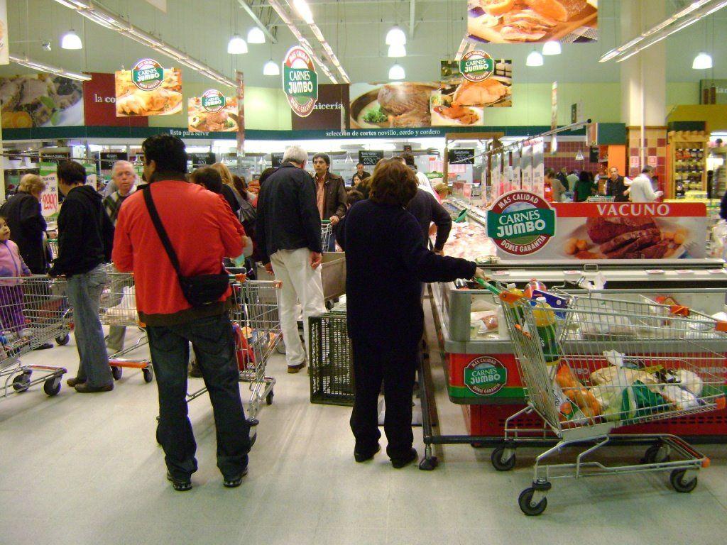 Registra consumo privado baja tras 9 trimestres - Consumo privado