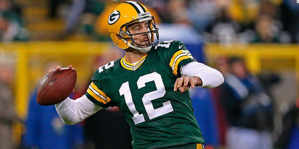 Rodgers realiza práctica limitada - Foto de AP