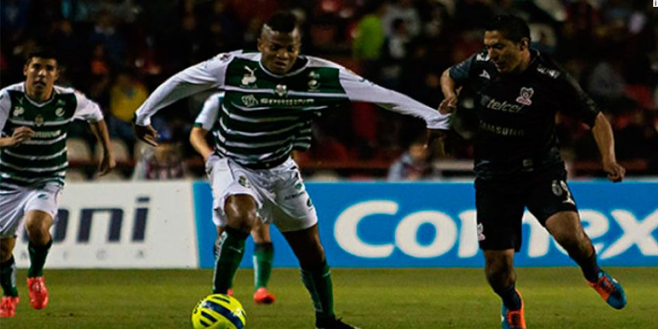 Santos remonta en Zacatecas - zacatecas 1 2 santos copa mx_liga mx