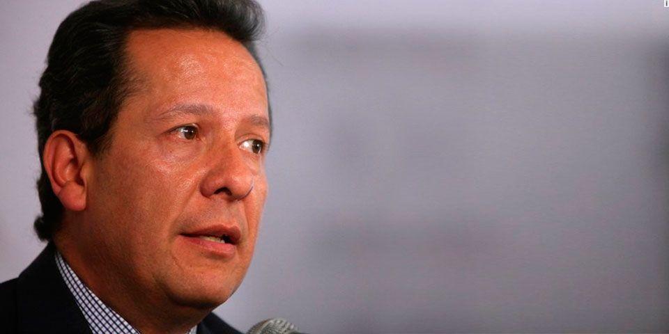 El presidente no se disculpará por caso Higa: vocero - Eduardo Sánchez, vocero del Gobierno de la República