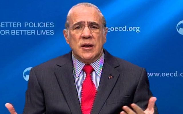 """""""Nunca es buen momento para anunciar un aumento de precios"""": Gurría - José Ángel Gurría, secretario general de la OCDE"""