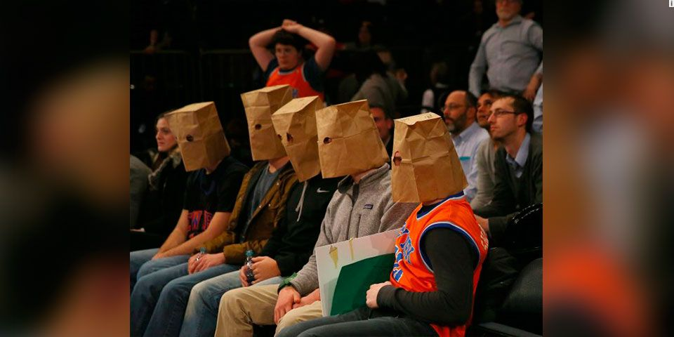 Rockets imponen histórica derrota a Knicks - Foto de ESPN