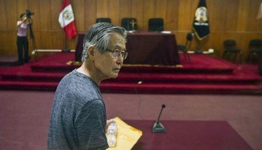 Sentencian con 8 años más a Fujimori por peculado - Sentencian nuevamente al expresidente de Perú, Alberto Fujimori