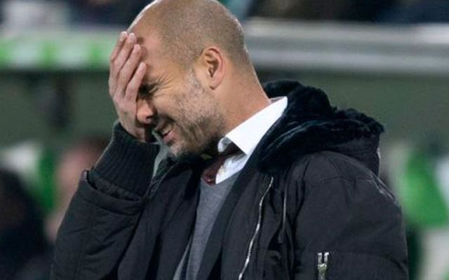 Wolfsburgo humilla al Bayern Munich - Pep Guardiola en la derrota del Bayern