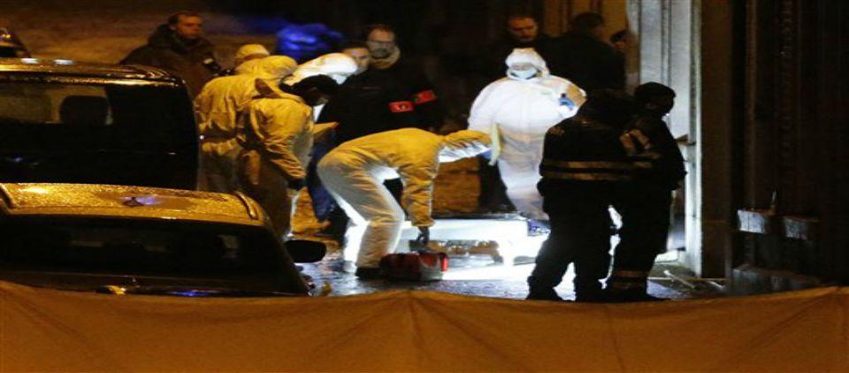Policía belga mata a 2 en operación antiterrorista - Foto de AP