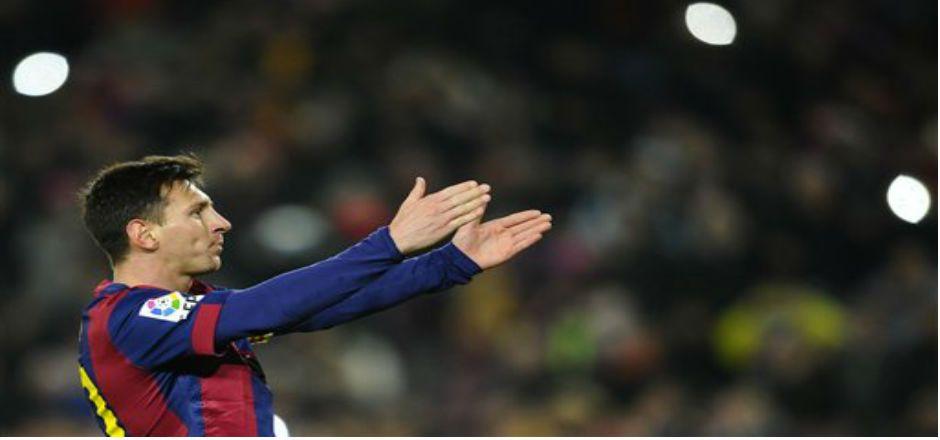 Barcelona golea en la Copa del Rey - Foto de AP