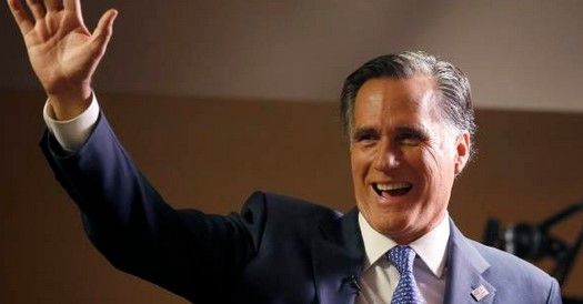 Mitt Romney podría volver a ser candidato a la presidencia de EE.UU. - Mitt Romney, excandidato presidencial de EE.UU.
