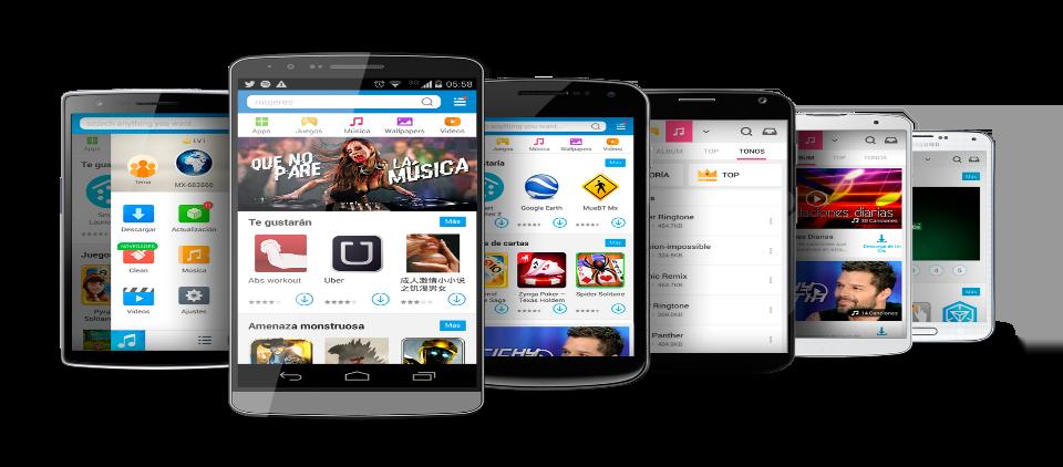 Mobogenie esta revolucionando las tiendas de aplicaciones - Foto de Mobogenie