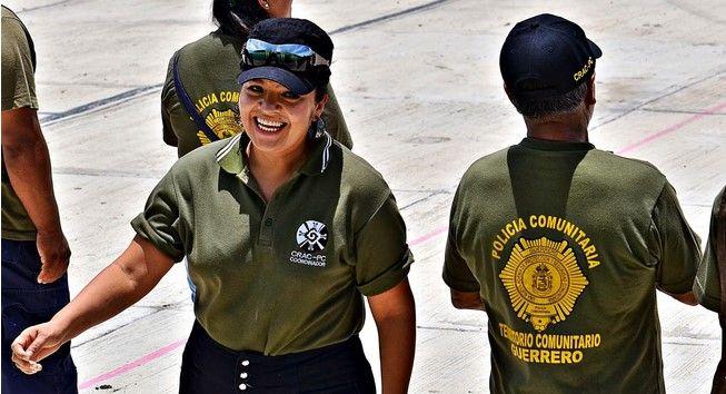 PGR rechaza atraer el caso de Nestora Salgado - Nestora Salgado, líder presa de la CRAC