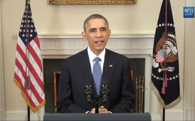 Obama felicita a nuevo presidente de Italia - obama