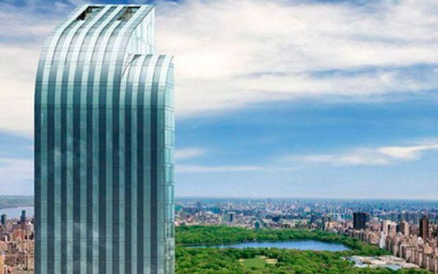 Venden penthouse por más de 100 mdd - El rascacielos One57