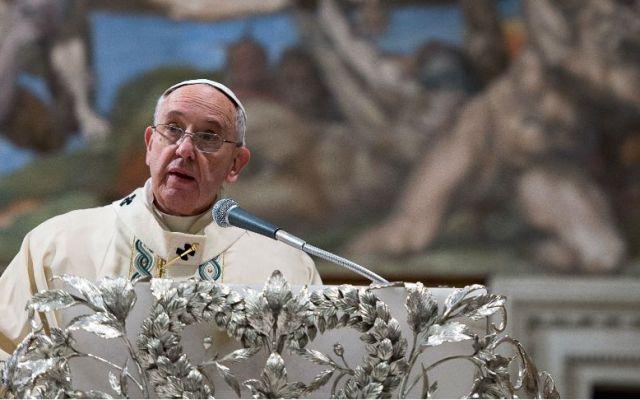 Interés por los pobres es Evangelio, no comunismo: Papa Francisco - Foto de AP