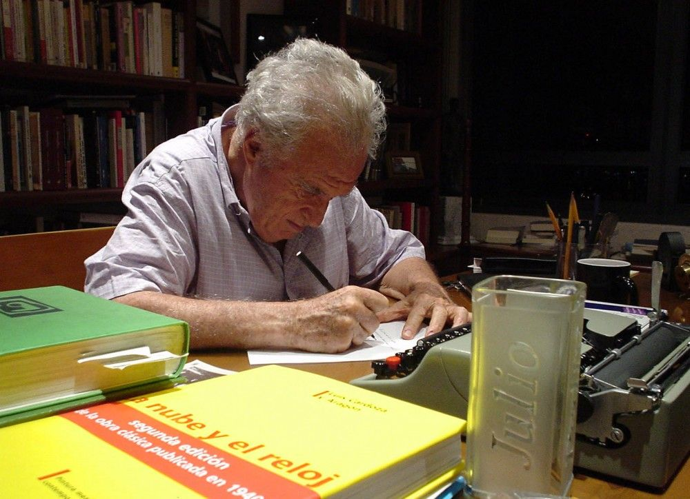 Julio Scherer llevaba el periodismo en la piel y la entraña: Carlos Marín - Scherer