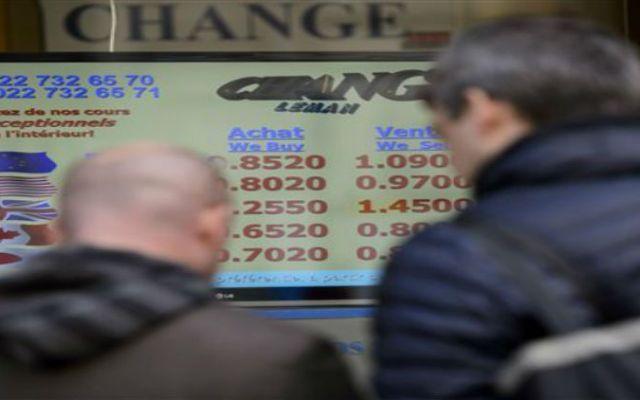 El Yuan supera a los dólares canadienses y australianos - yuan_ap
