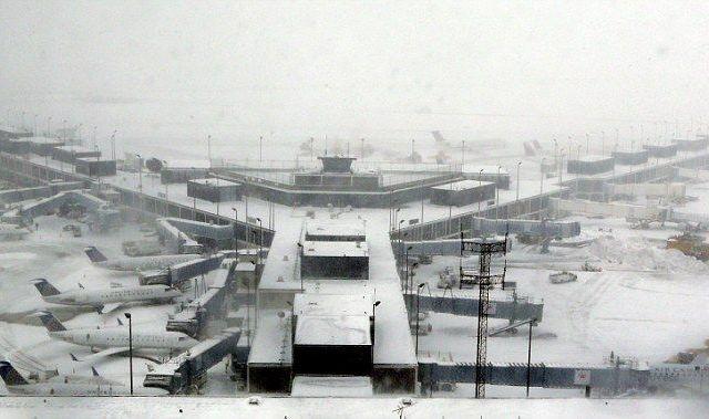 Cancelan miles de vuelos en Estados Unidos - Aeropuerto