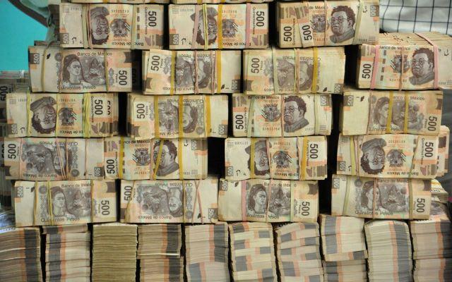 Desfalcan Sría. de Educación de Sonora por más de 2 mil mdp - dinero decomisado