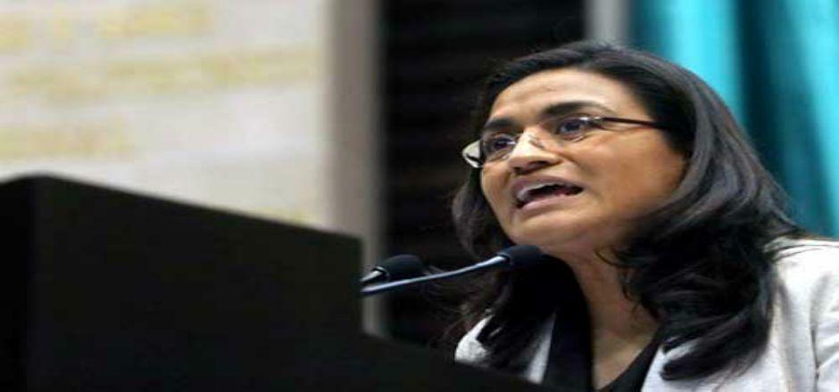Impugna PRD informe de la Línea 12 - Aleida Alavez, diputada del PRD