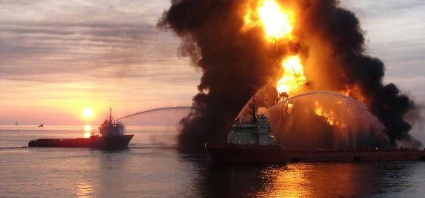 BP pagará 18.7 mil mdd por derrame en el Golfo de México - Derrame de BP en Golfo de México
