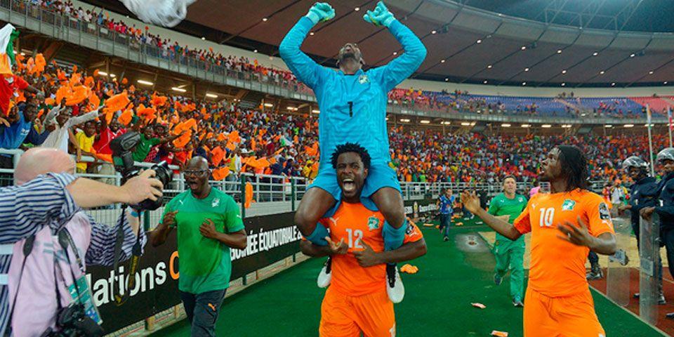Costa de Marfil campeona de África - Costa de Marfil campeona de África