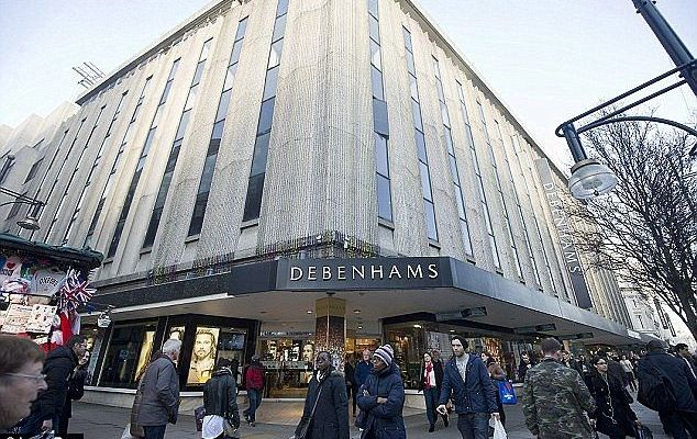 Hombre se suicida en Debenhams tras ser rechazado en hospital - Hombre se suicida en tienda departamental tras ser rechazo en hospital