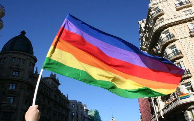 Marcha del orgullo gay en DF será el 27 de junio - Bandera lesbico-gay