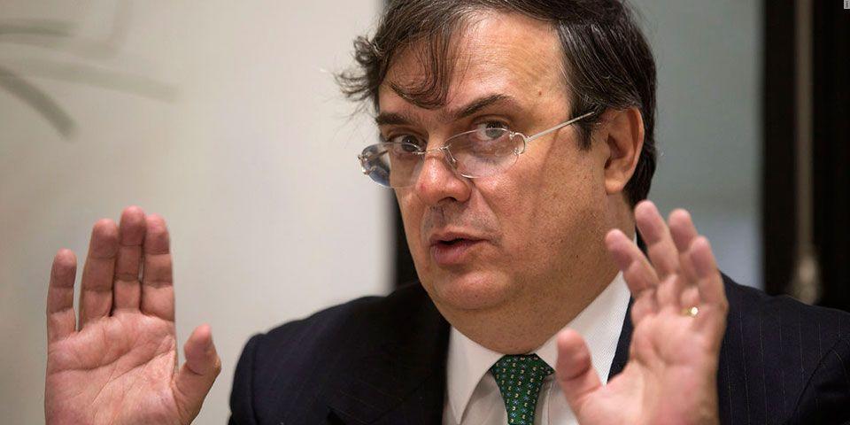 Gaceta Oficial desmiente a Marcelo Ebrard - Marcelo Ebrard