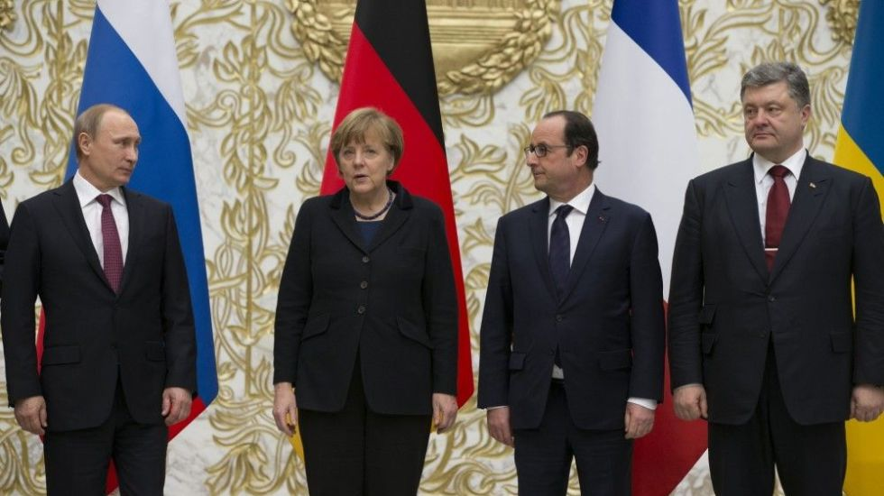 Alemania, Francia y Rusia llaman a nuevo alto al fuego en Ucrania - alto al fuego ucrania