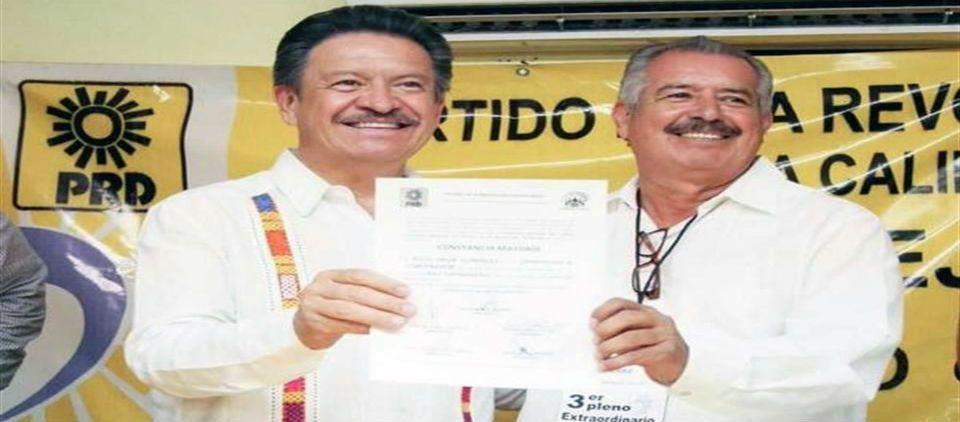 El PRD elige a su candidato para BCS - navarrete y druk_eldiario