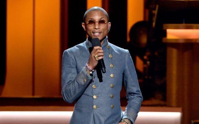 Pharrell lanzará libro para niños - Pharrell lanzará libro para niños