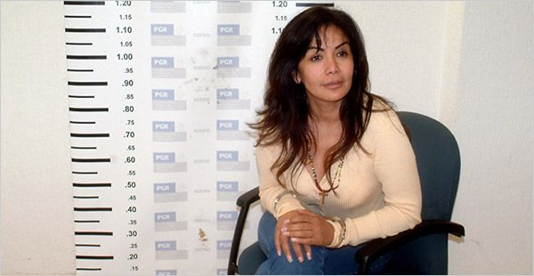"""La reina del Pacífico"" sale de penal - Sandra Ávila Beltrán, La reina del Pacífico"