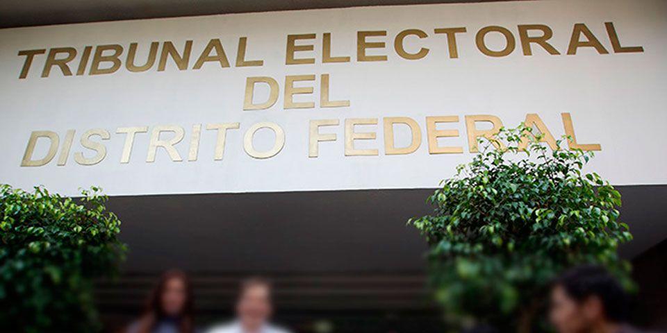 Autoridades electorales de DF revisarán quejas de aspirantes autónomos - Tribunal Electoral del Distrito Federal