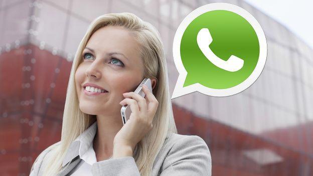 WhatsApp activa función de llamadas - whatsapp llamada