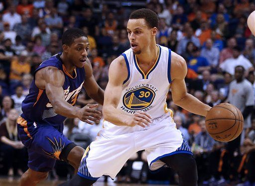 Curry anota 36 puntos en triunfo de Golden State - stephen curry golden state warriors