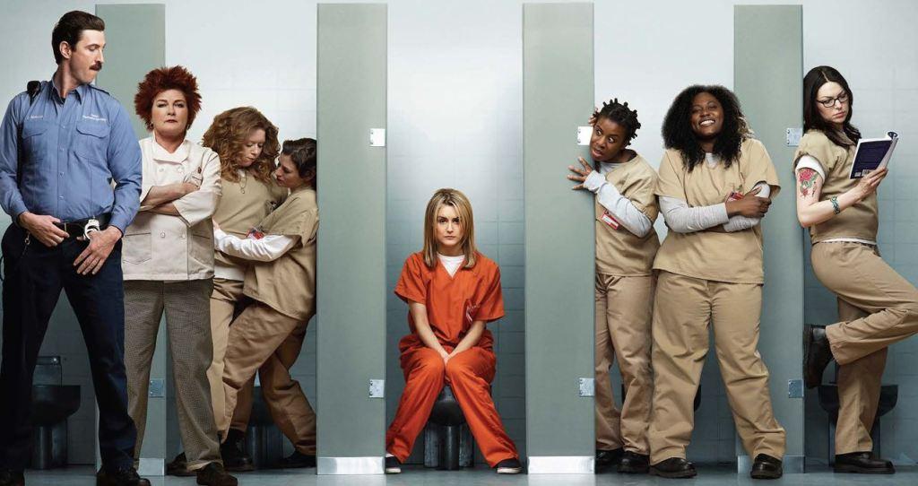 Best Sellers que se convirtieron en series de televisión - orange is the new black