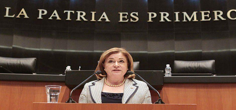 Arely Gómez comparecerá ante el Senado - Arely Gómez, senadora