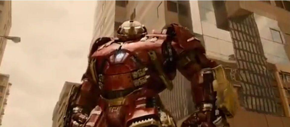 Crean mega-trailer de The Avengers - Crean mega-trailer de The Avengers