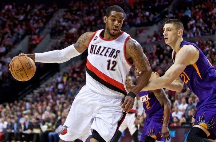 Blazers aseguran boleto de playoffs - Blazers aseguran boleto de playoffs tras vencer a Suns