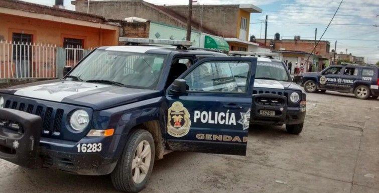 Enfrentamiento en Ocotlán