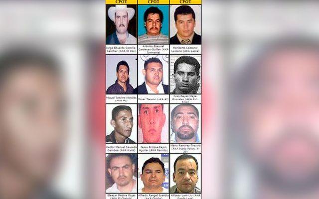 ¿Quién es ahora el líder de Los Zetas? - Organigrama de Los Zetas