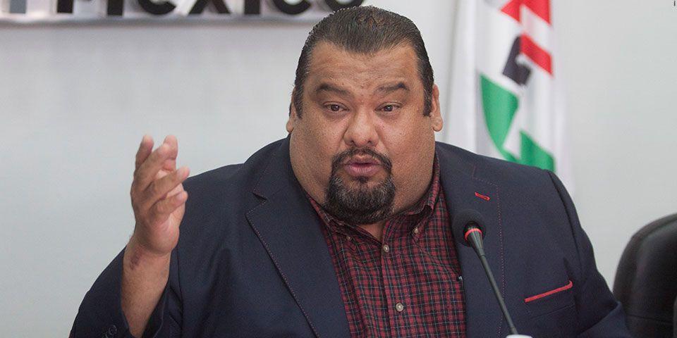 TEDF ordena al PRI emitir nueva resolución en caso Gutiérrez de la Torre - Cuauhtémoc Gutiérrez de la Torre