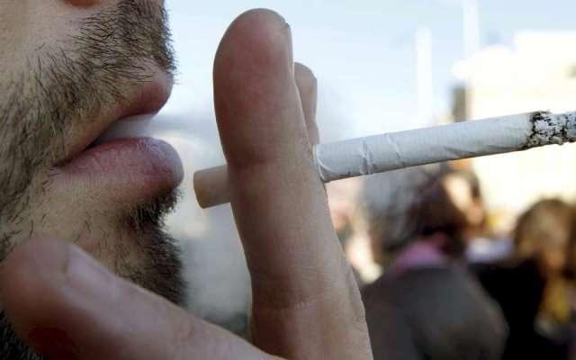 El efecto del tabaco en el cuerpo