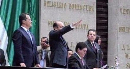 Julio César Moreno, nuevo presidente de la Cámara de Diputados - Julio César Moreno, presidente de la Cámara de Diputados
