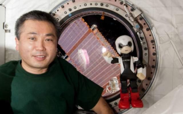 Robot marca dos récords Guinness en el espacio - Robot marca dos récords Guinness en el espacio