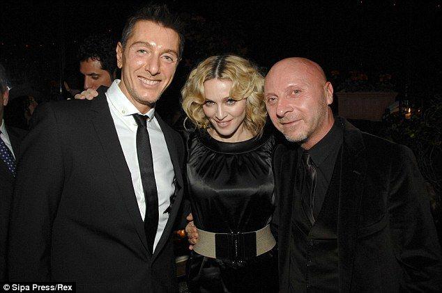 "Madonna pide a Dolce & Gabbana ""pensar antes de hablar"" - Madonna"