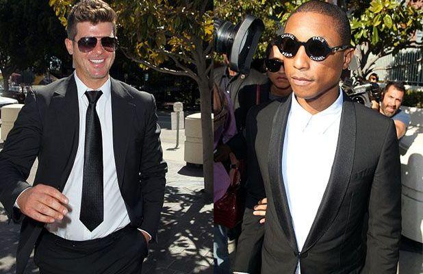 Corte declara como plagio canción de Pharrell - Corte de L.A declara como plagio canción de Pharrell